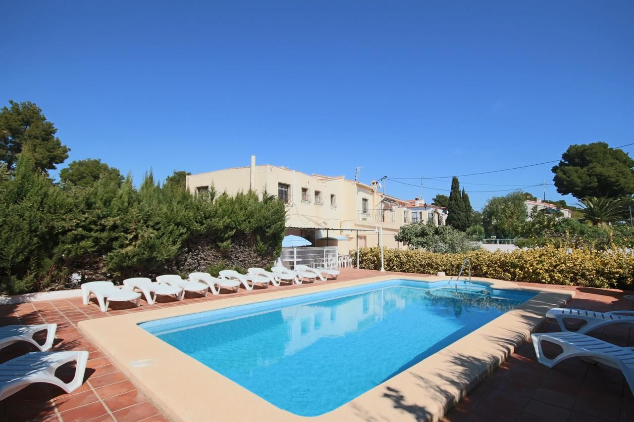 Villa in Calpe / Calp, PLAYA LA FOSA, for sale