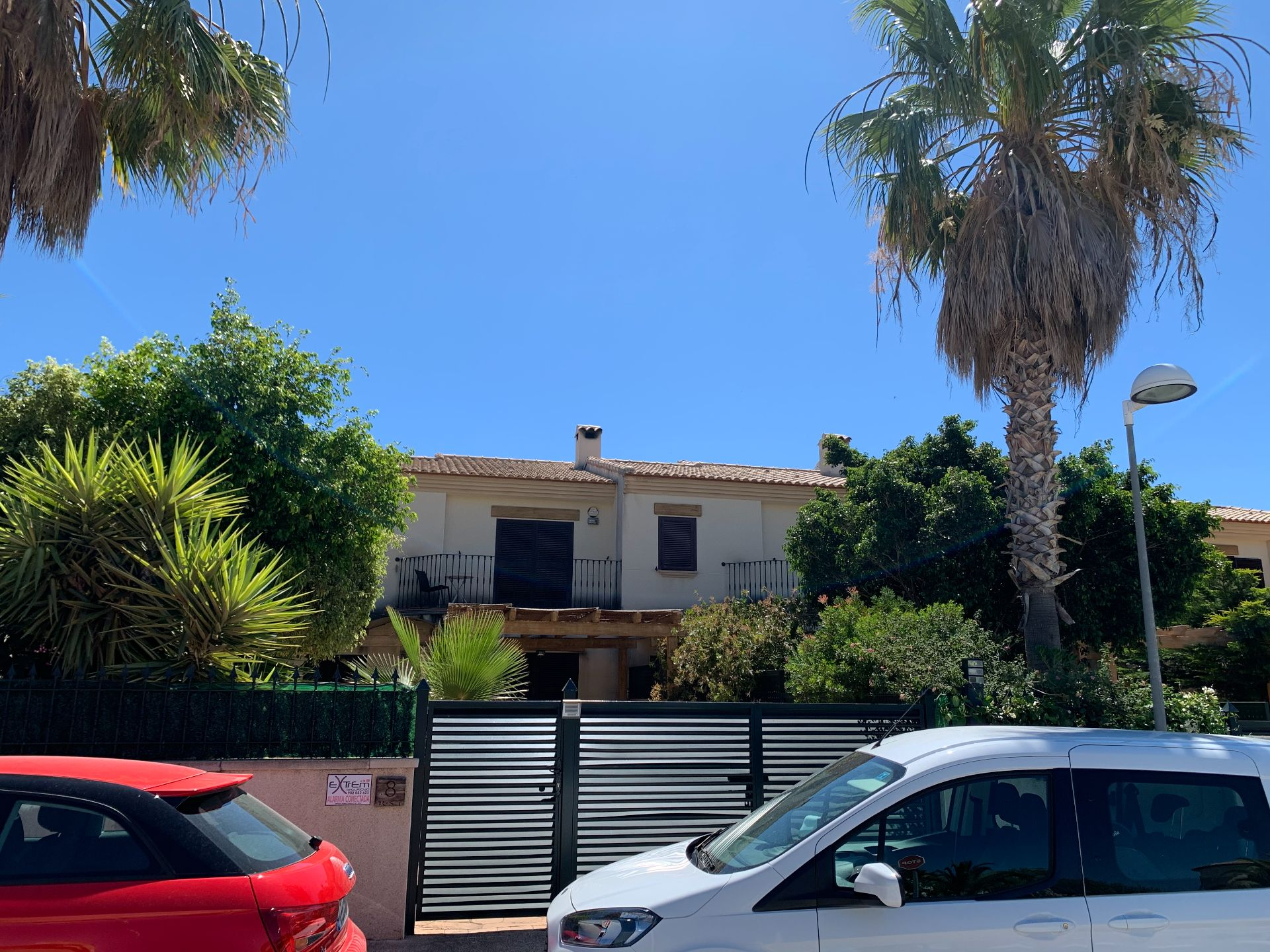 Terraced House in Calpe / Calp, Real sitio, for rent