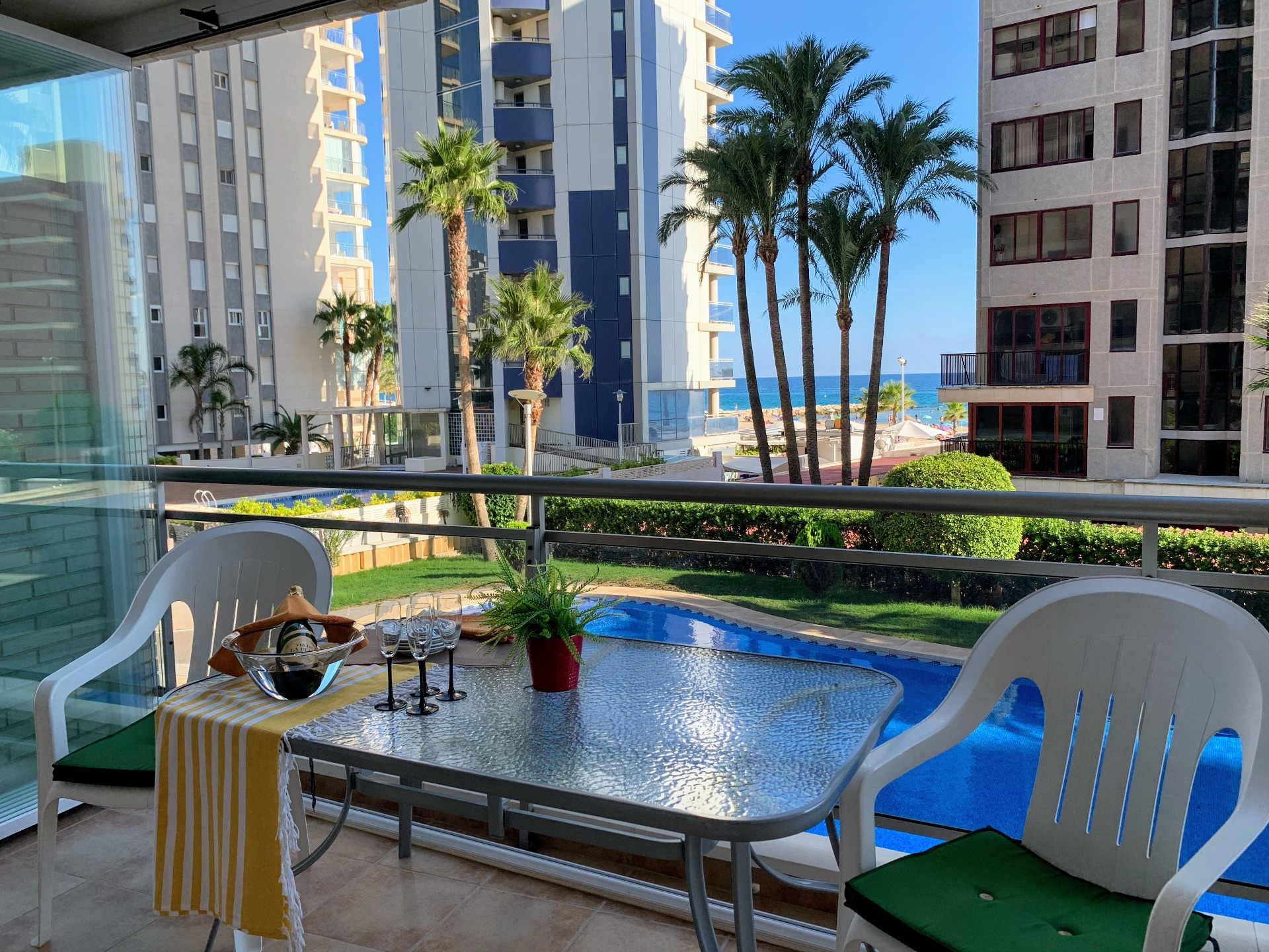 Apartment in Calpe / Calp, PLAYA ARENAL, for sale
