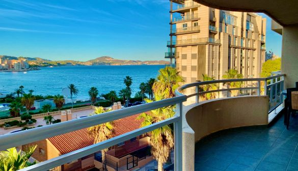 Apartment in Calpe / Calp, PUERTO, for rent