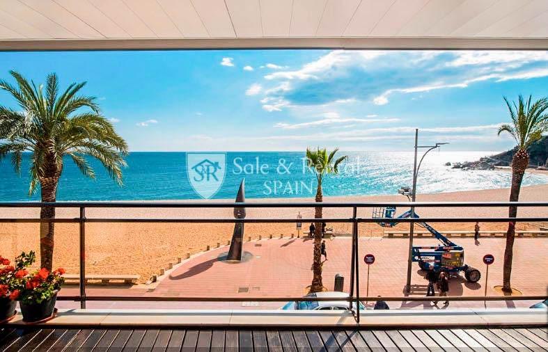 Grand Appartement à Lloret de Mar, CASC ANTIC, vente