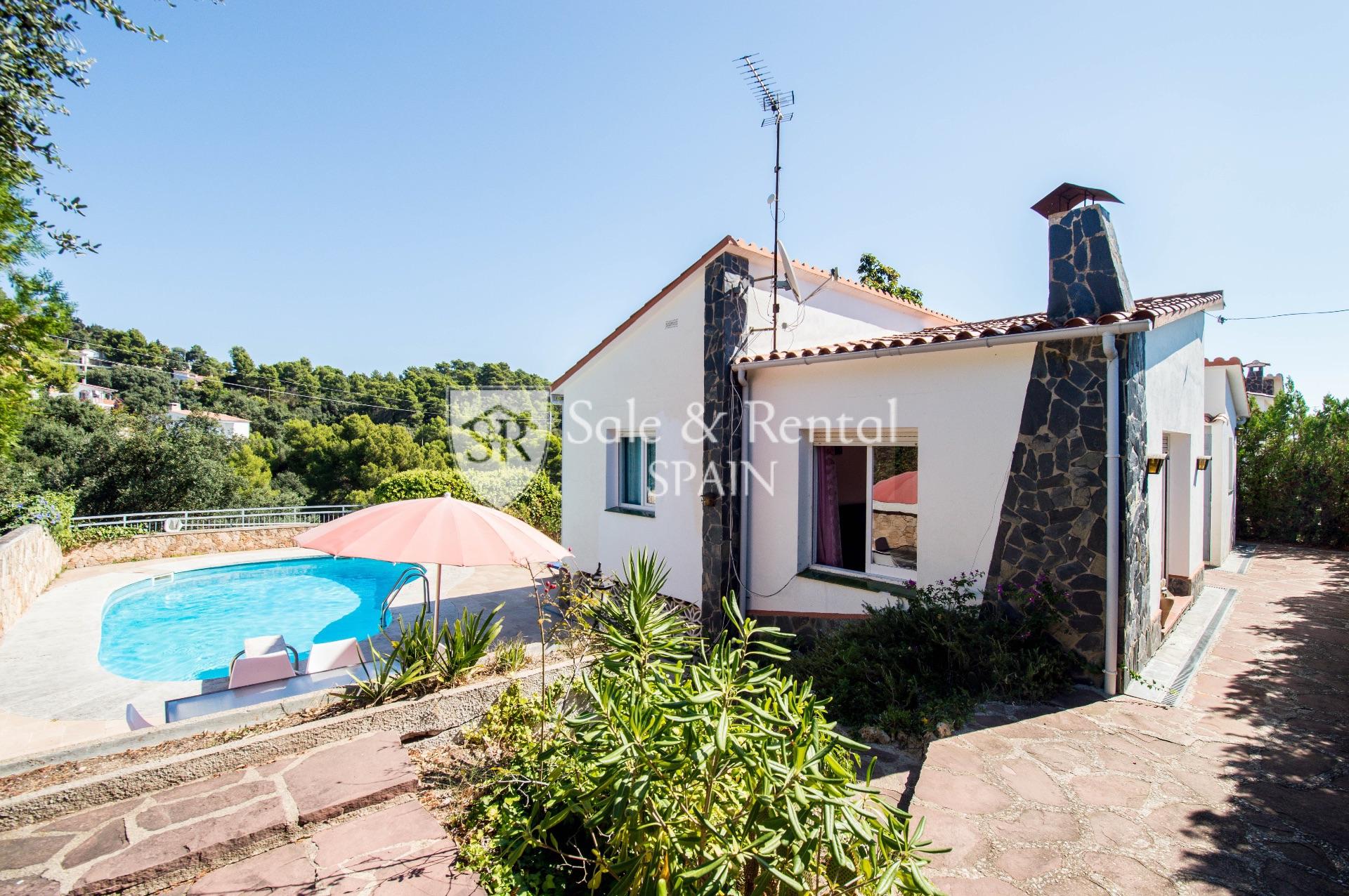 Villa à Tossa de Mar, PLAYA BRAVA, vente