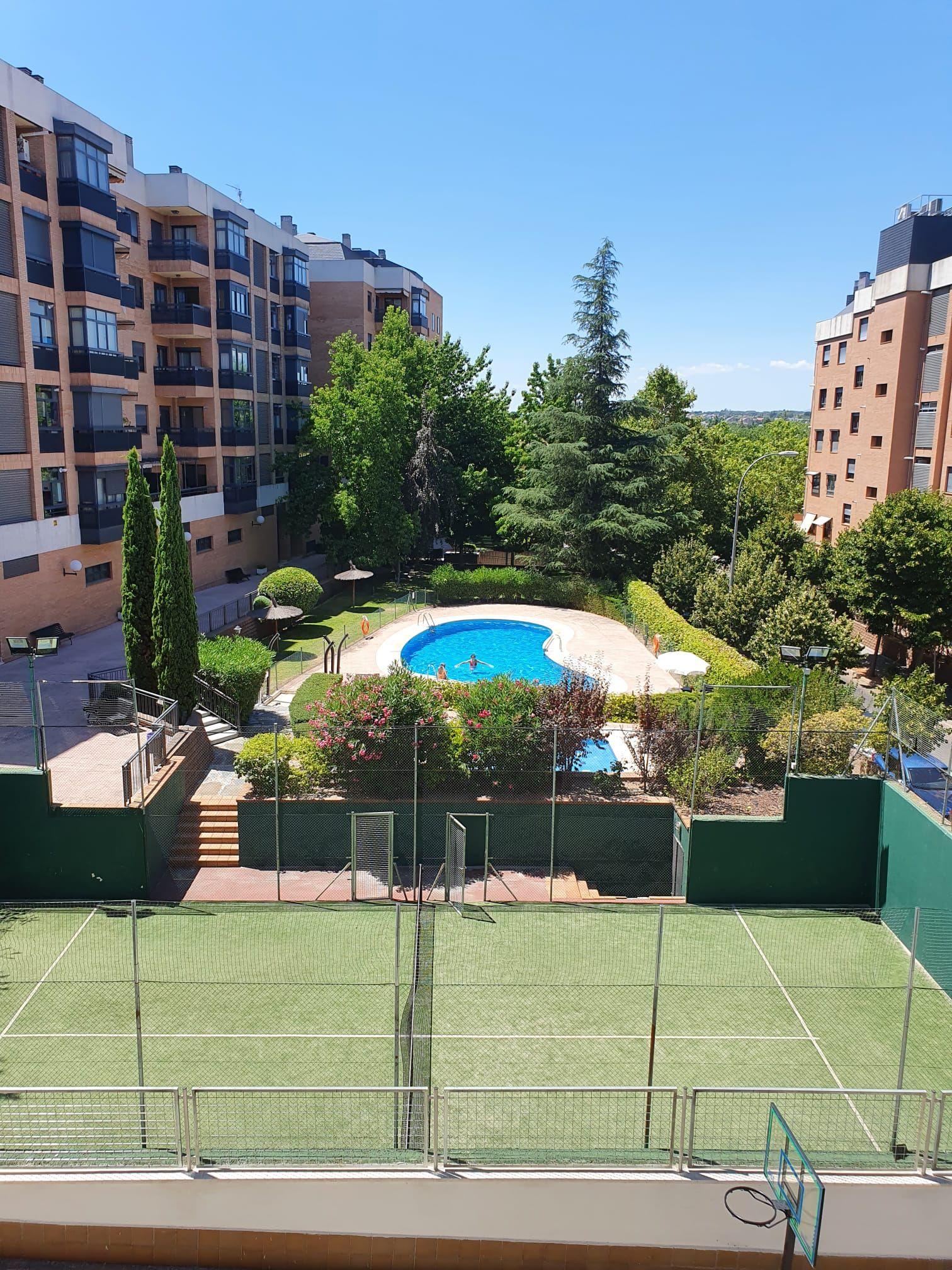 Piso en Madrid, Aravaca, alquiler