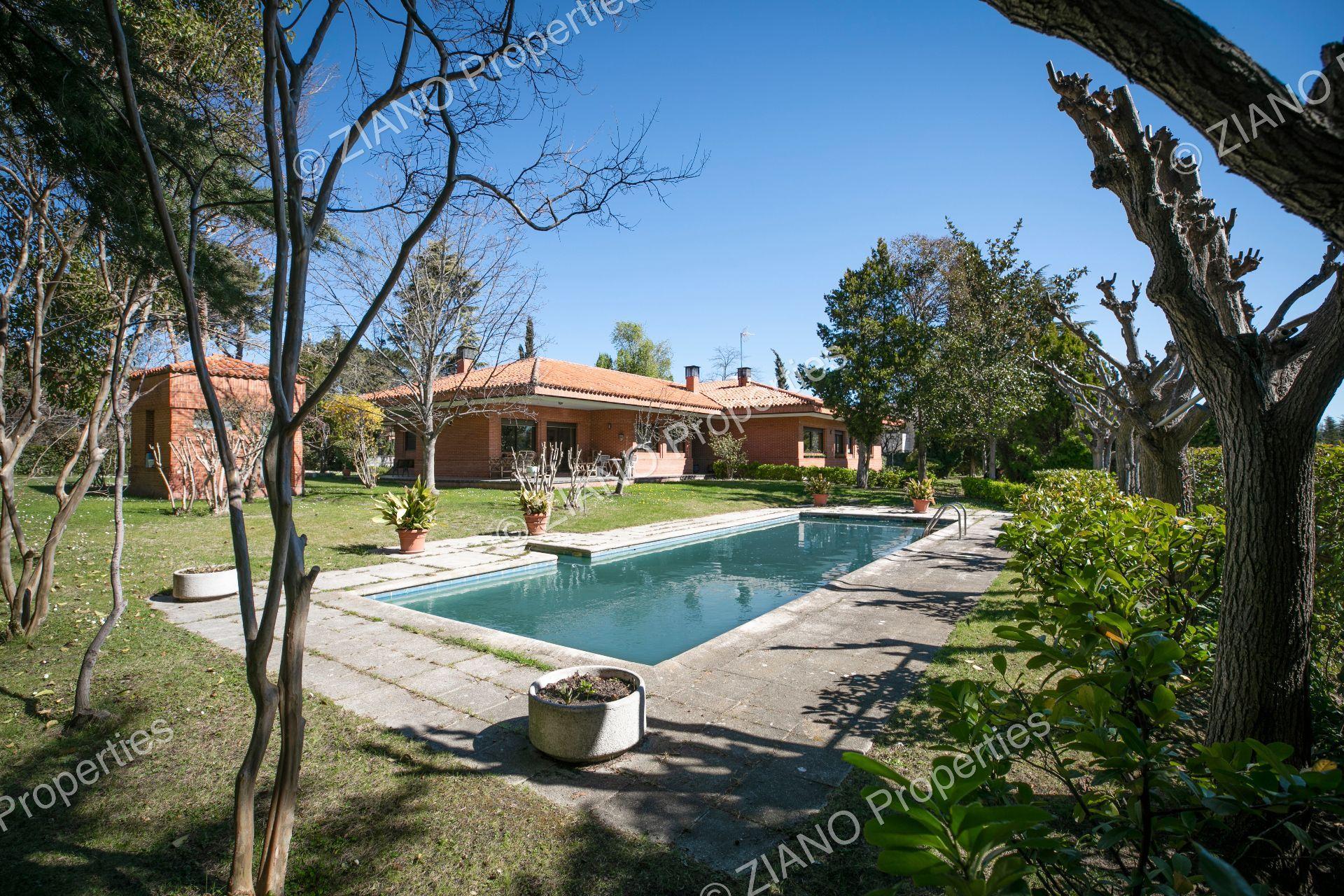 Casa / Chalet en Madrid, ARAVACA-Valdemarín, venta