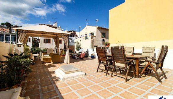 Casa adosada en Palma De Mallorca de 3 habitaciones