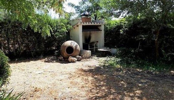 Casa de campo en Valdepeñas de 4 habitaciones
