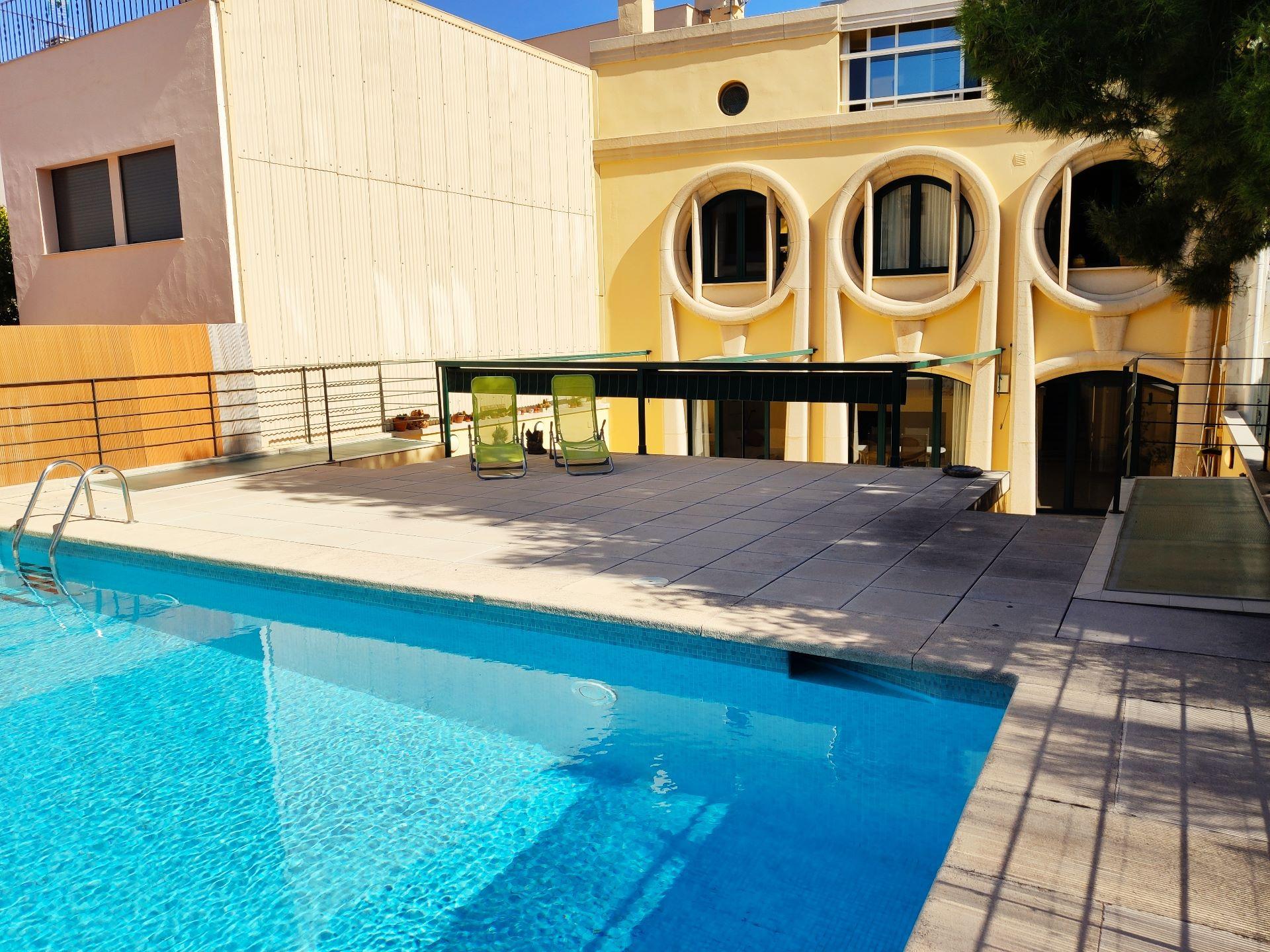 Villa de Lujo en Vilanova i la Geltrú, CENTRE-VILA, venta