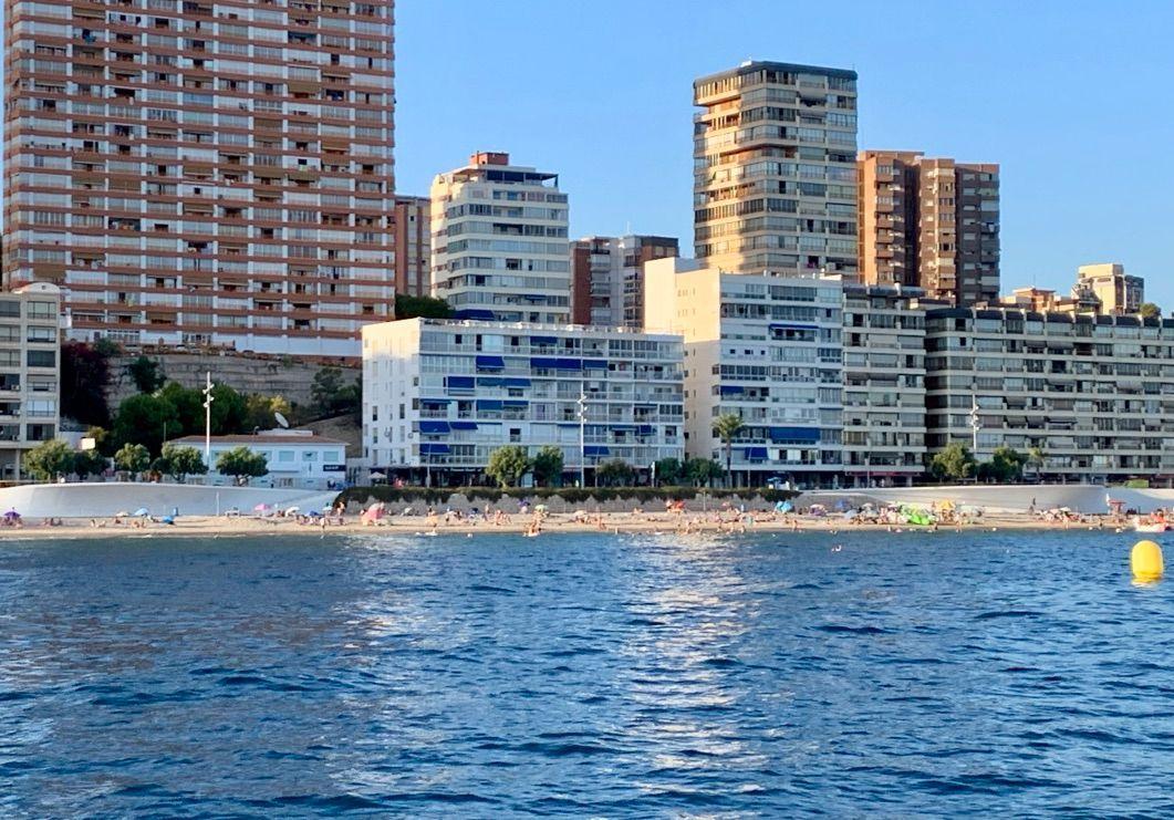Apartamento en Benidorm, Playa de Poniente, alquiler vacacional