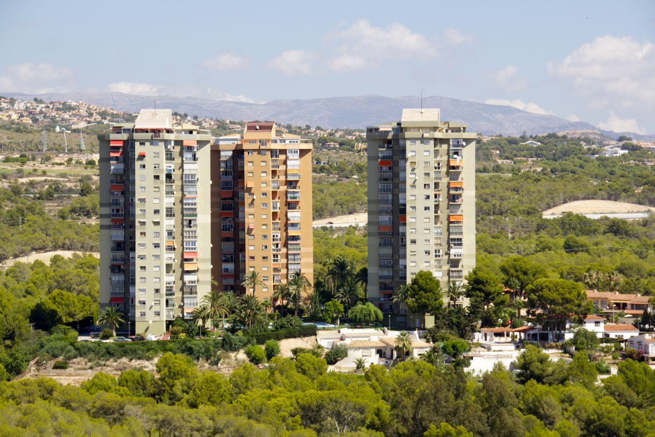 Apartamento en Benidorm, alquiler