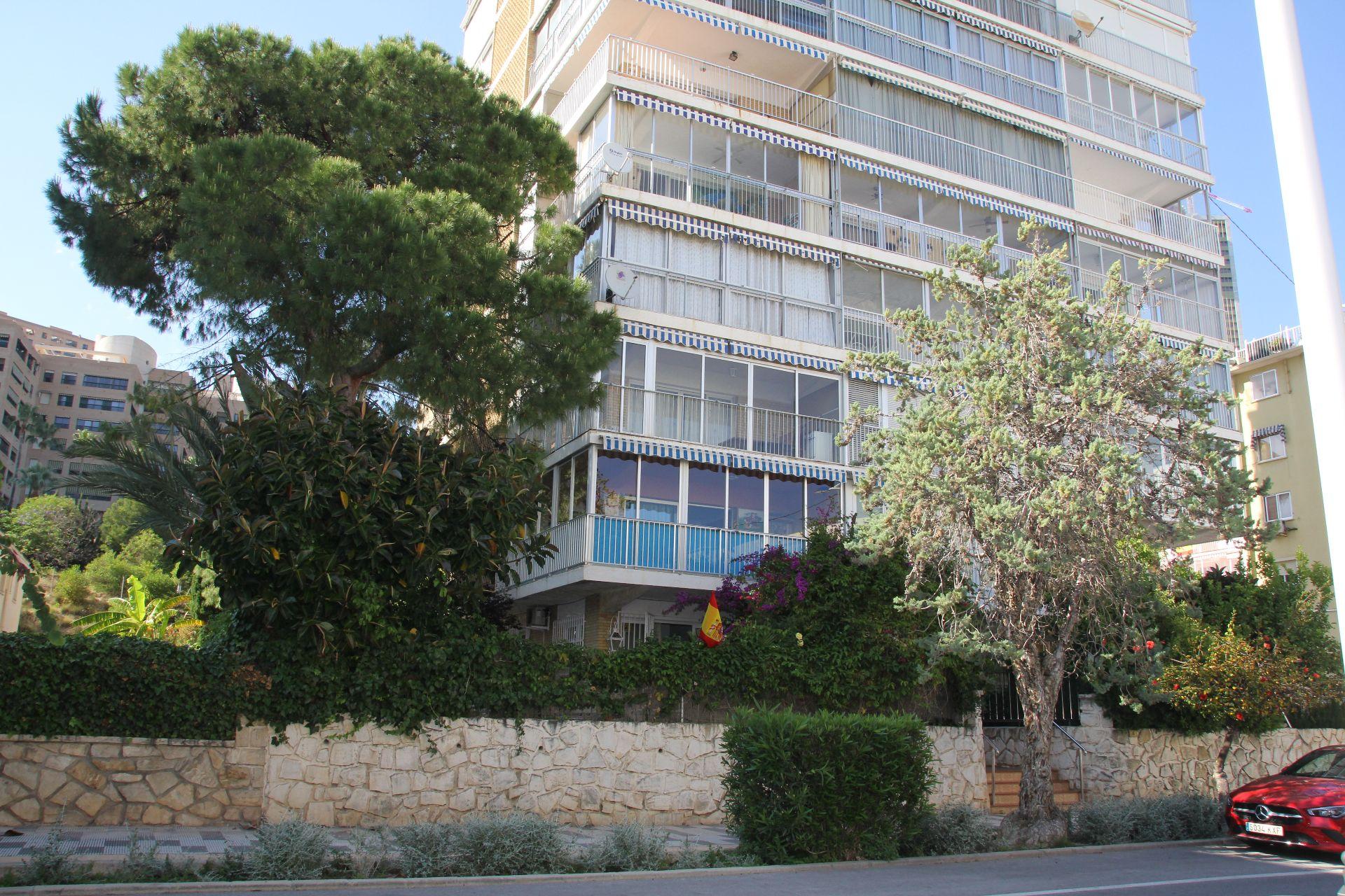 Apartamento en Benidorm, PLAYA DE PONIENTE, alquiler