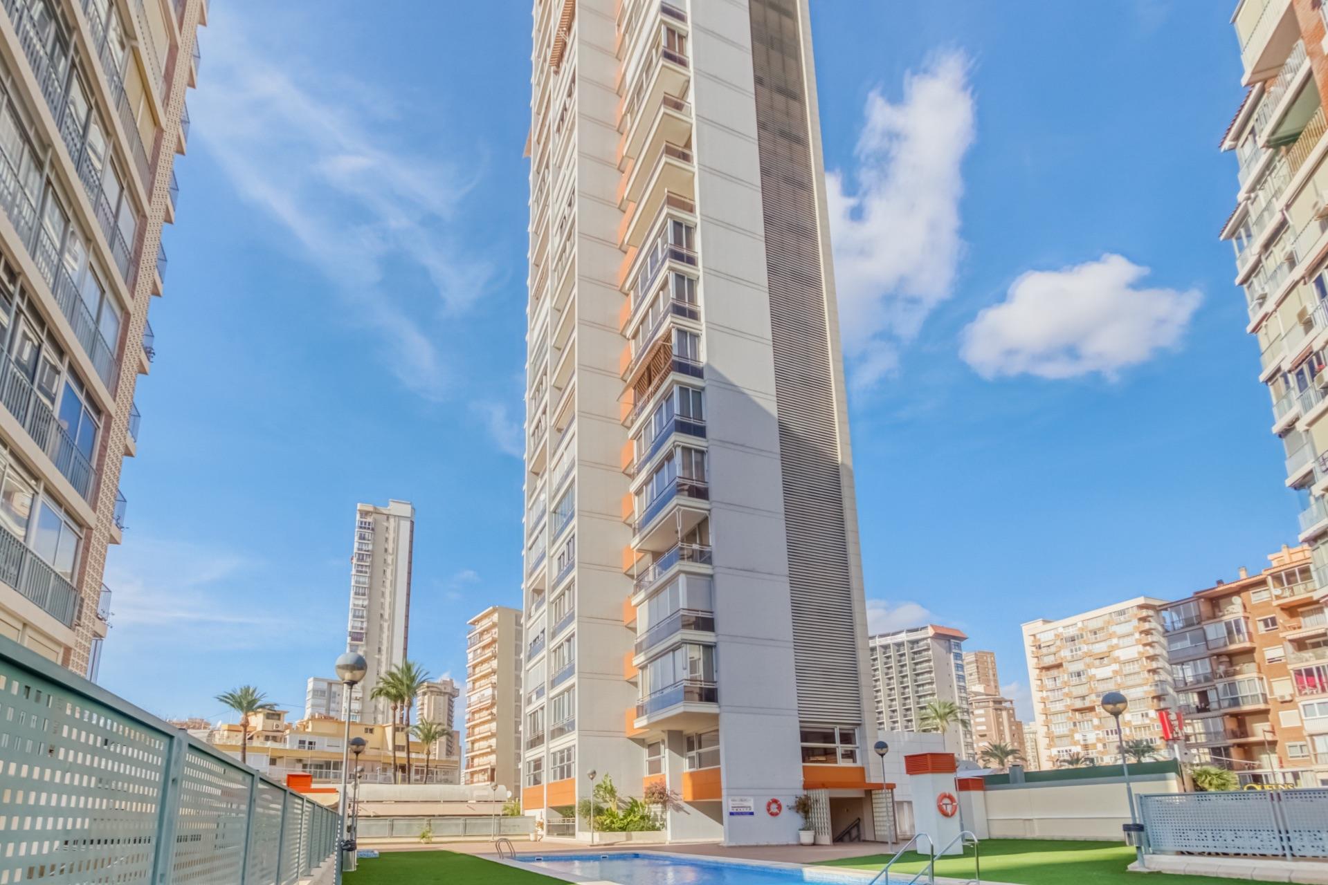 Apartamento en Benidorm, PLAYA DE LEVANTE, alquiler vacacional
