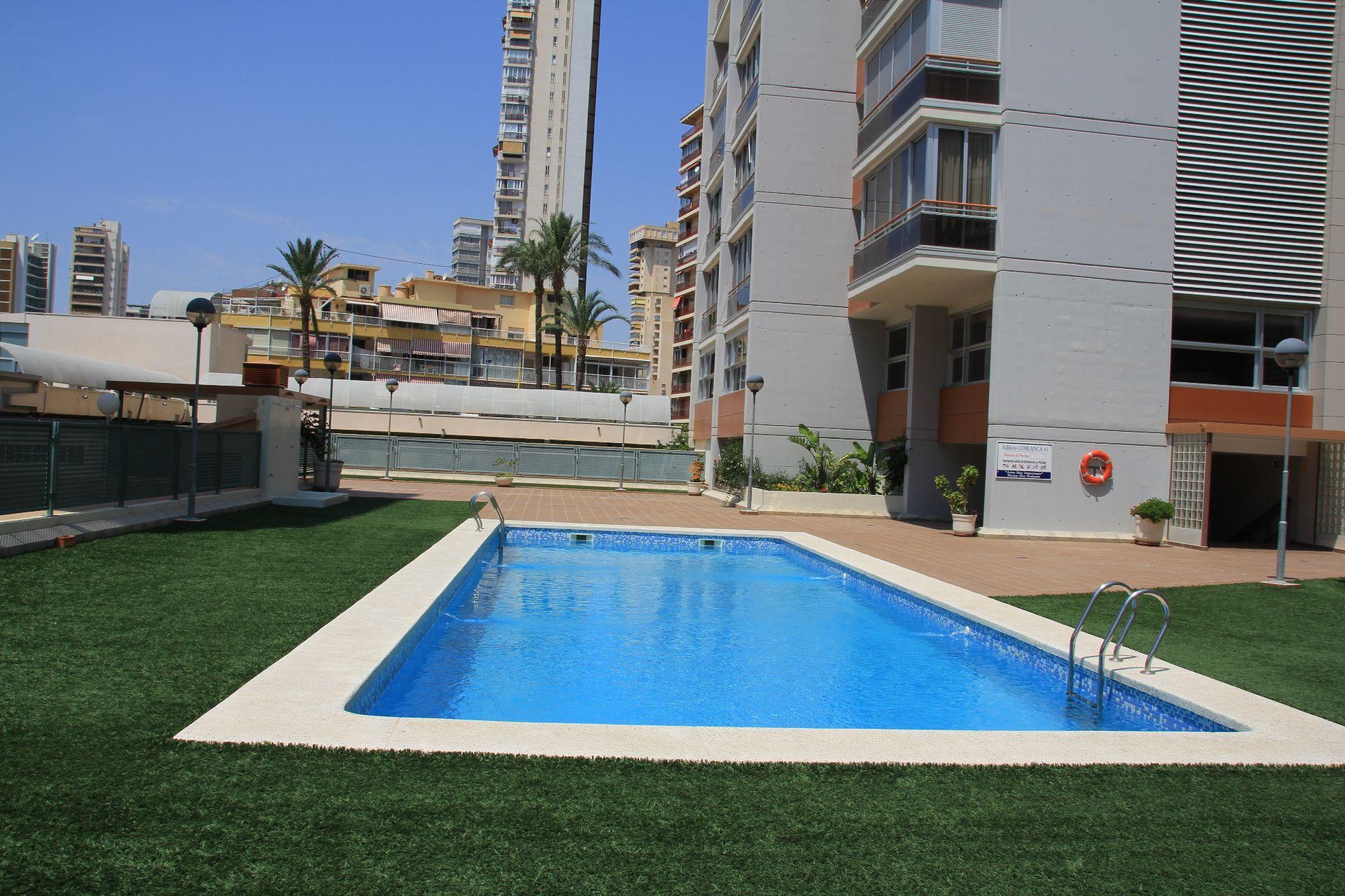 Apartamento en Benidorm, PLAYA DE LEVANTE, alquiler