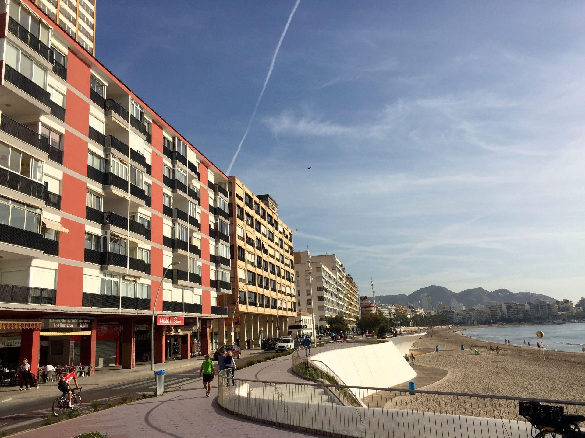 Garaje / Parking en Benidorm, 1ª Linea Poniente, alquiler