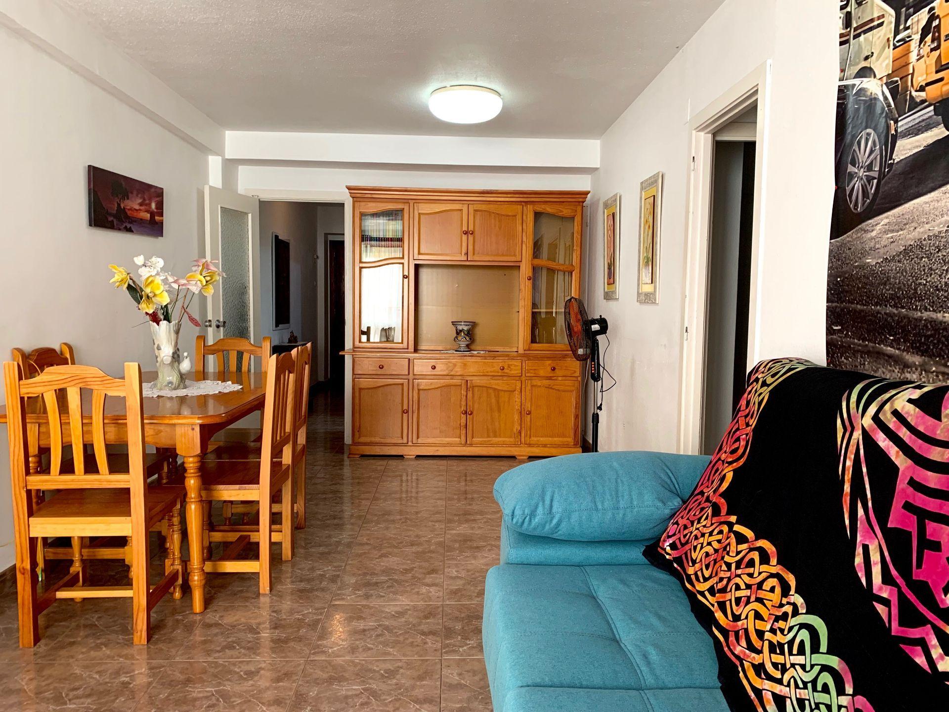 Apartamento en Benidorm, Avenida Rey Jaime I, alquiler