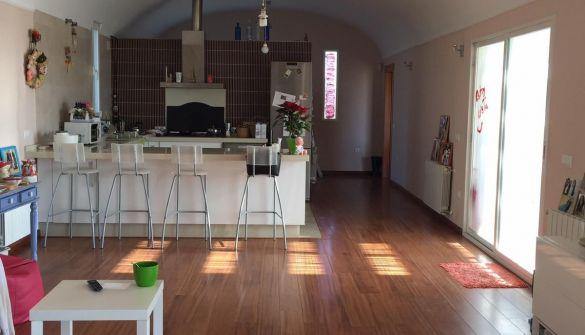 Casa de campo en Cáceres de 3 habitaciones