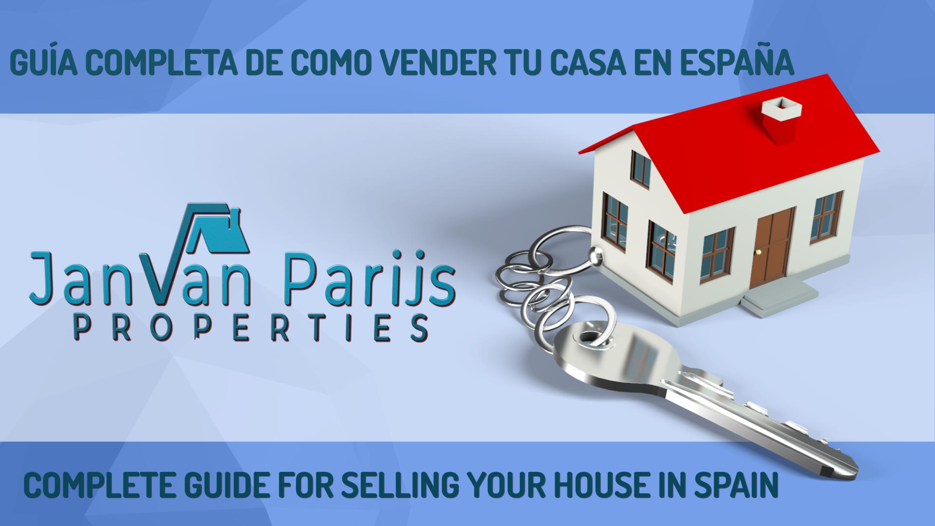 Guía completa de cómo vender tu casa