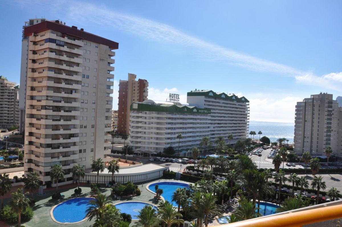 Apartamento en Calpe / Calp, Ambar Beach, venta