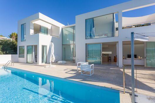 Villa de Lujo en Ibiza, alquiler vacacional