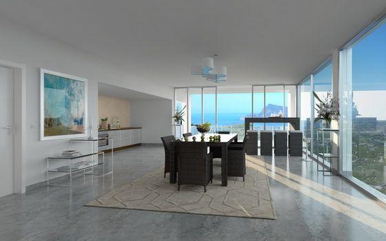 Luxury Villa in Altea, Altea Hills, for sale