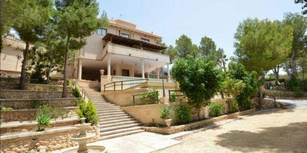 Villa in Altea, Res. Alama Sprinse, for sale