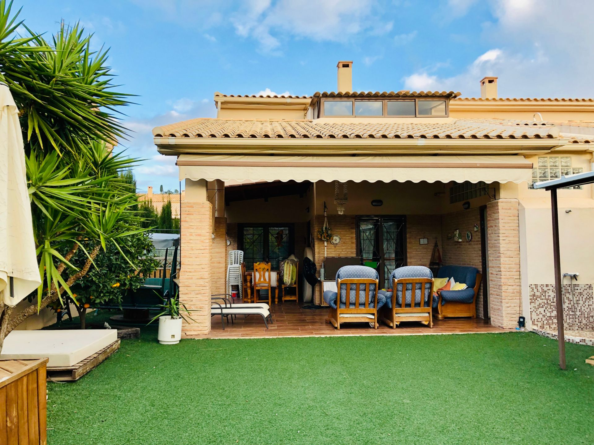 Casa adosada en Muchamiel, Ravel, venta