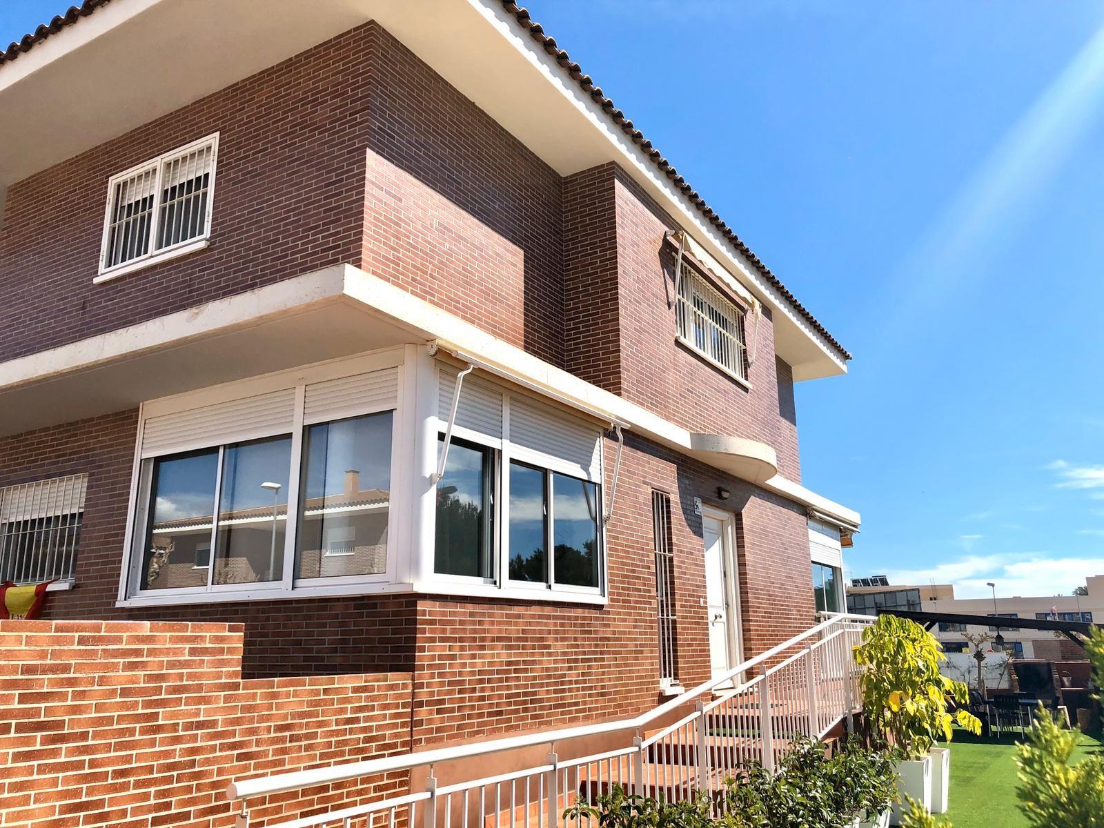 Casa adosada en Muchamiel, Casa Fus/Ravel, venta