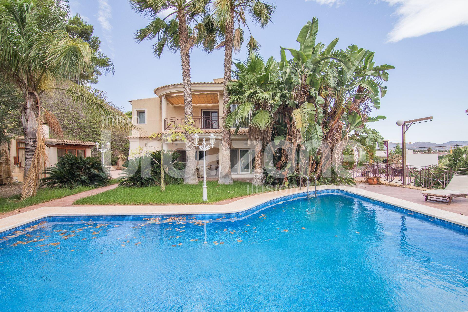 Casa / Chalet en Muchamiel, Paulinas/Almajada, venta