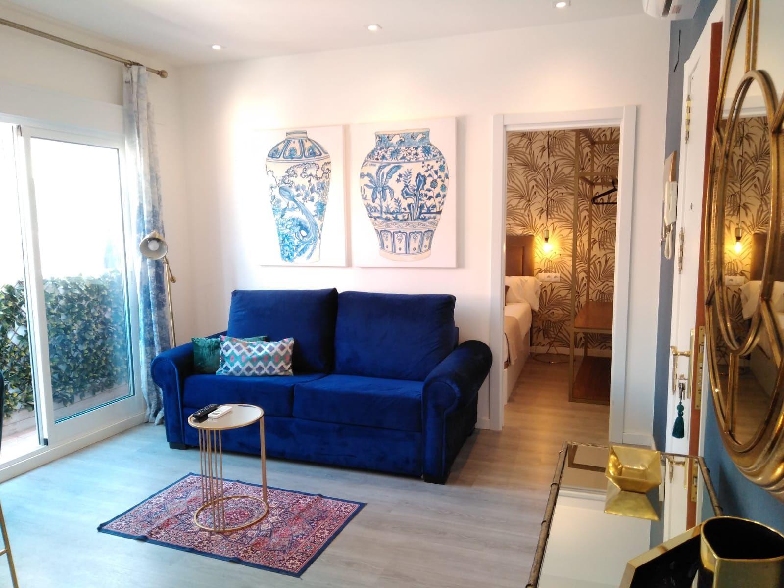Grand Appartement à Málaga, CENTRO HISTÓRICO, location