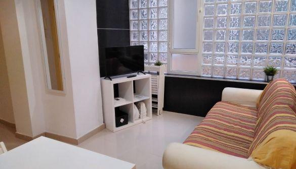 Piso en Málaga de 2 habitaciones