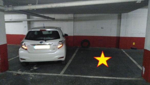 Garaje / Parking en Málaga Del Fresno