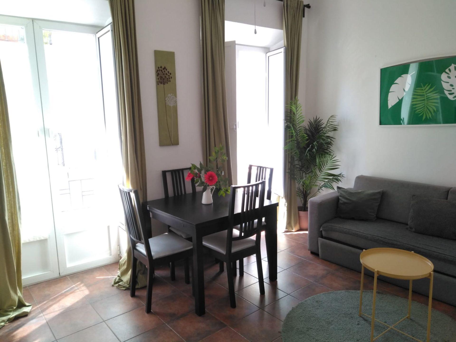 Piso en Málaga, TEATRO CERVANTES, alquiler