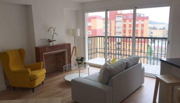 Piso en Málaga Del Fresno de 4 habitaciones