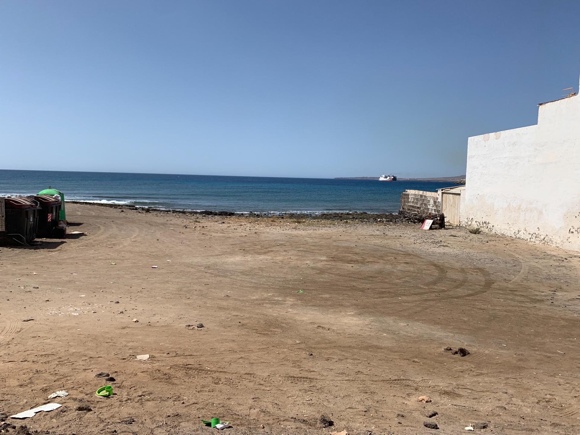 Plot in Puerto del Rosario, el charco, for sale