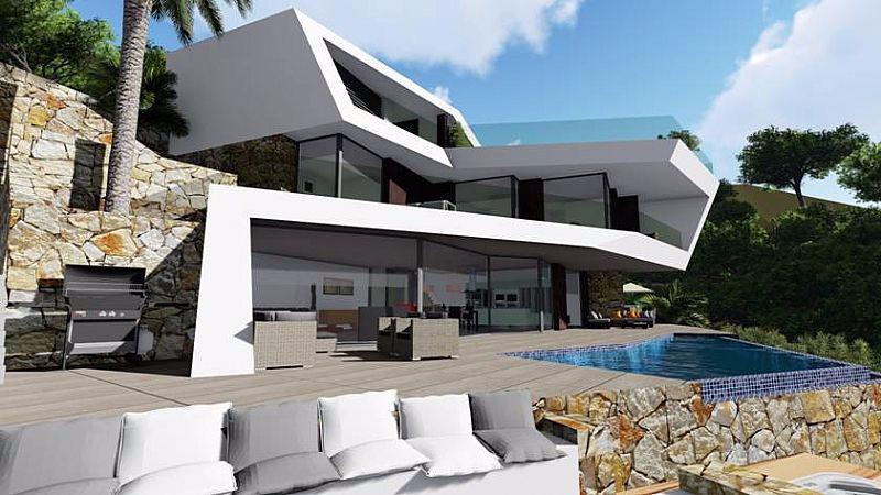 Villa de Lujo en Benissa, venta
