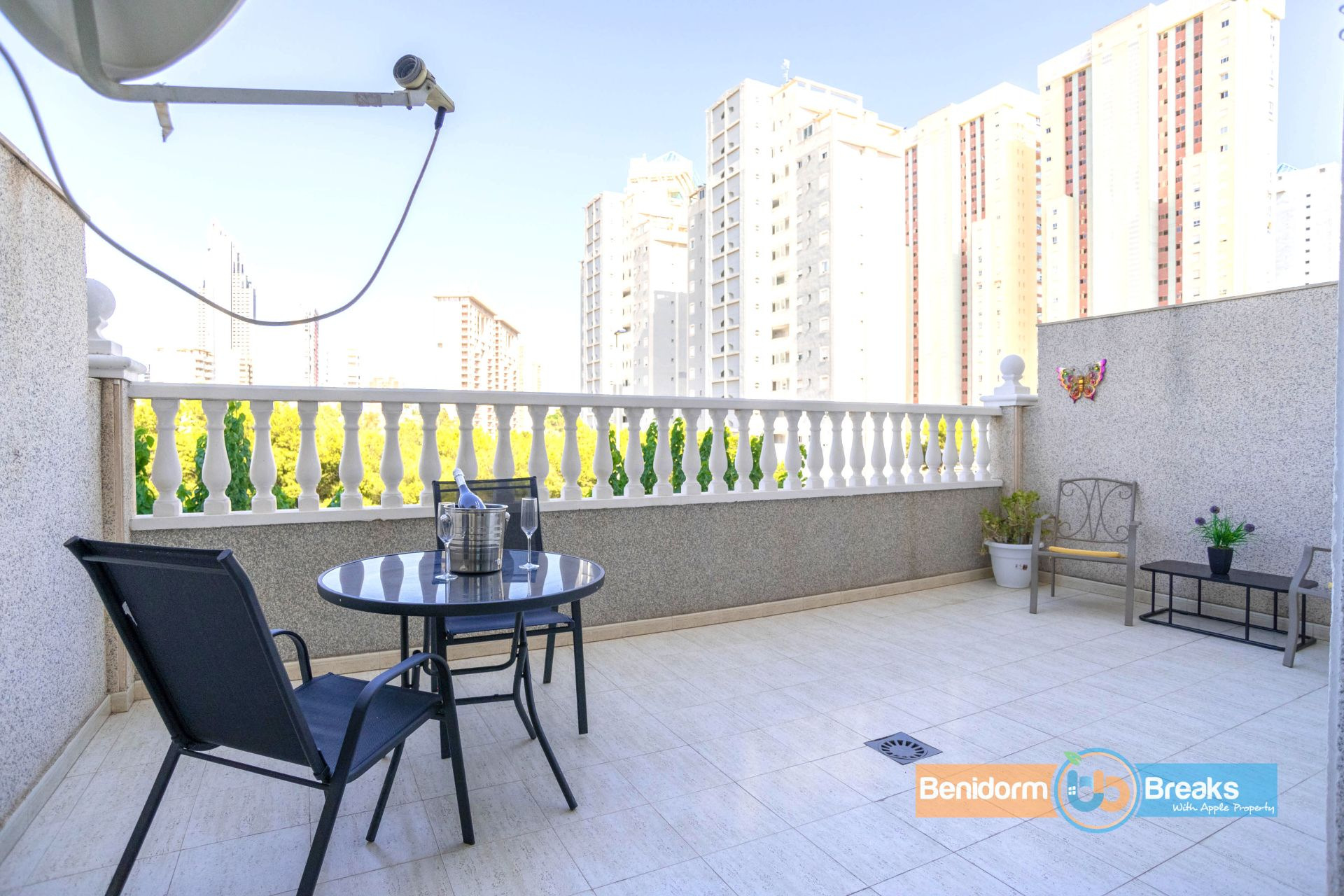 Apartment in Villajoyosa, La Cala, holiday rentals