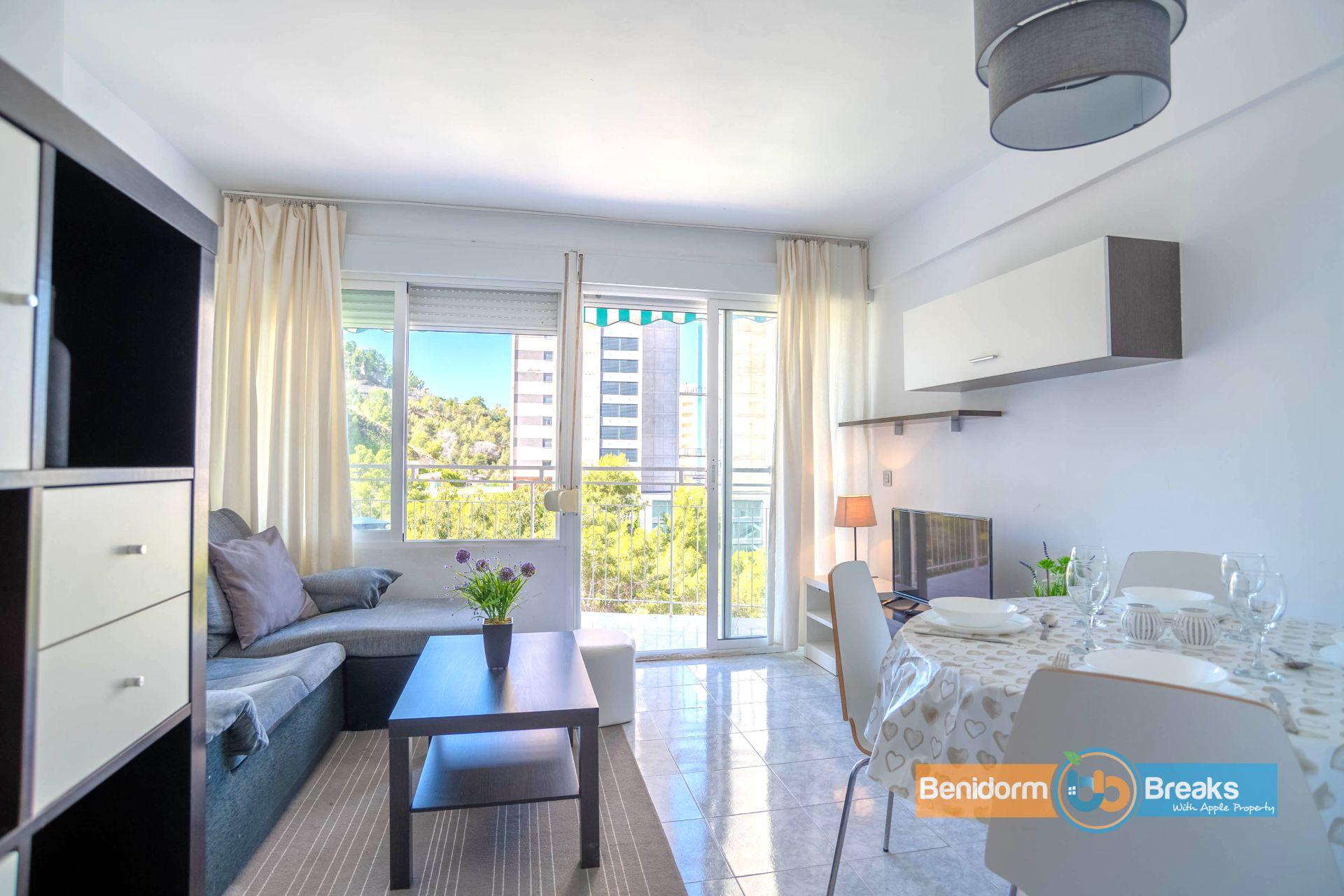 Apartment in Benidorm, holiday rentals