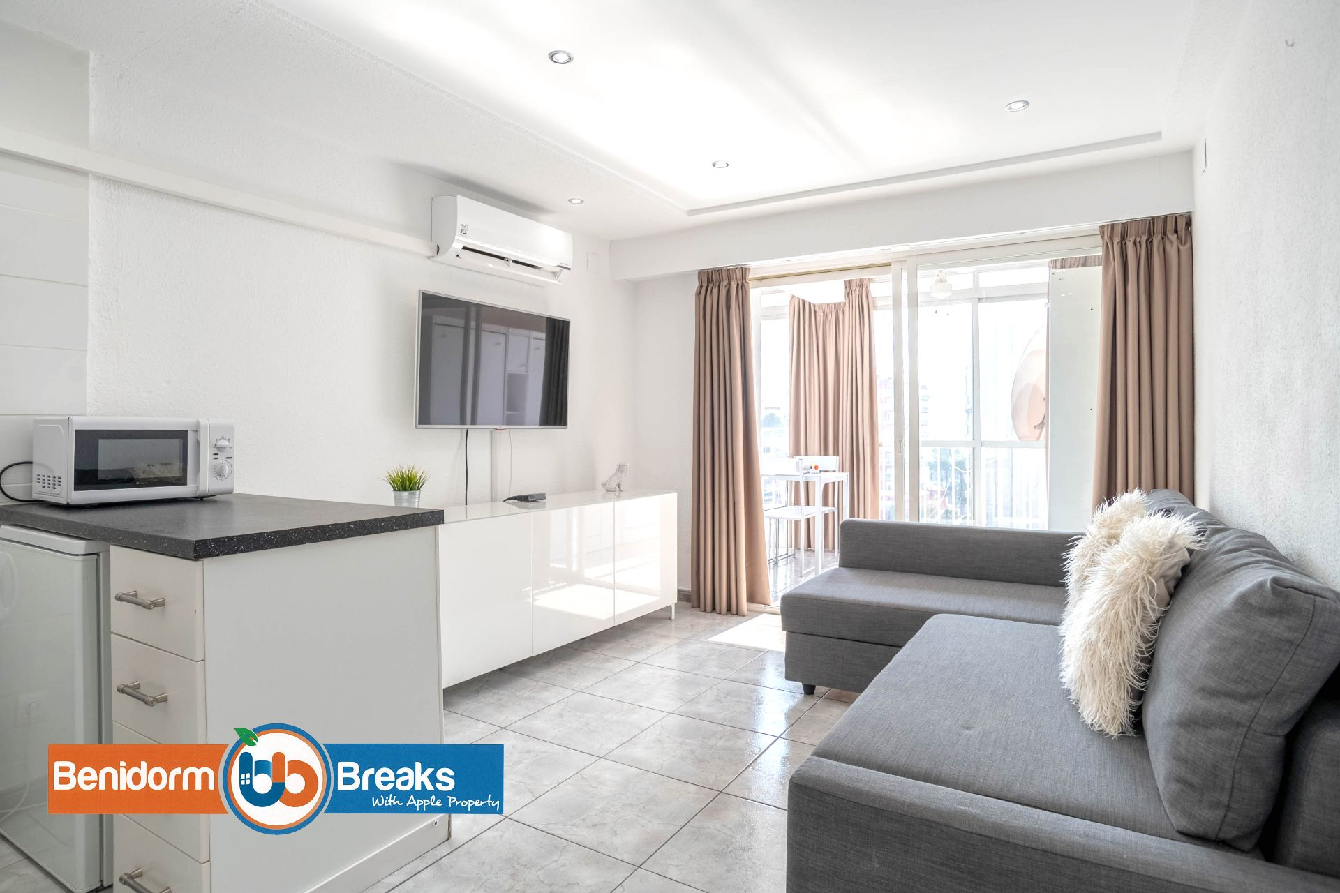 Apartment in Benidorm, holiday rentals