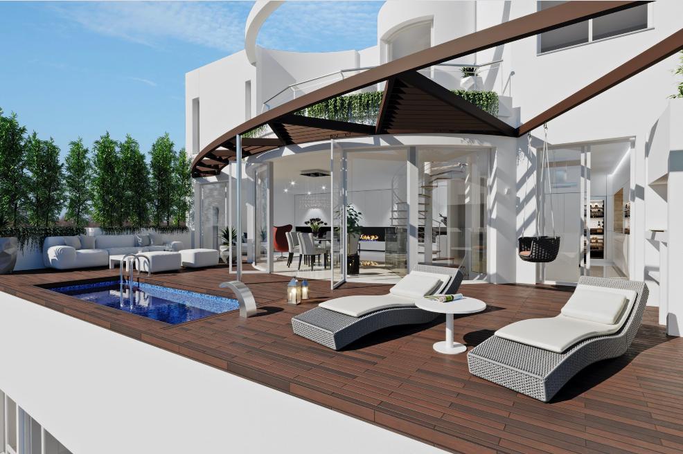 Luxury Villa in Altea, for sale