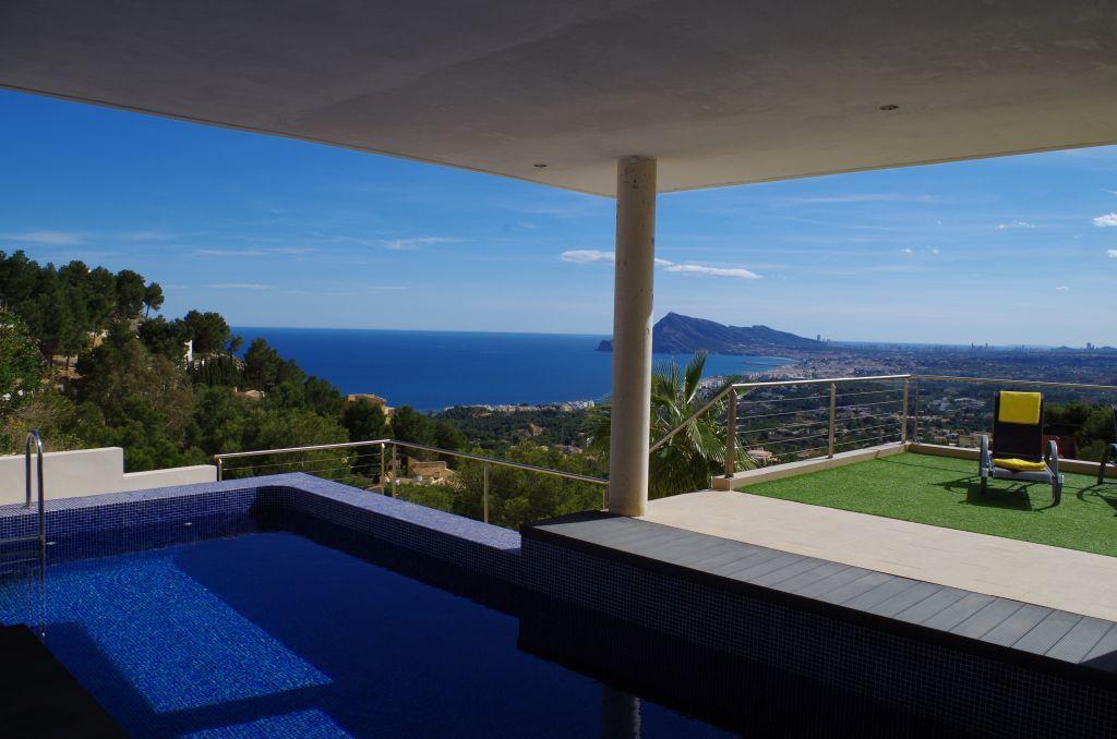 Luxury Villa in Altea, Urlisa, for sale