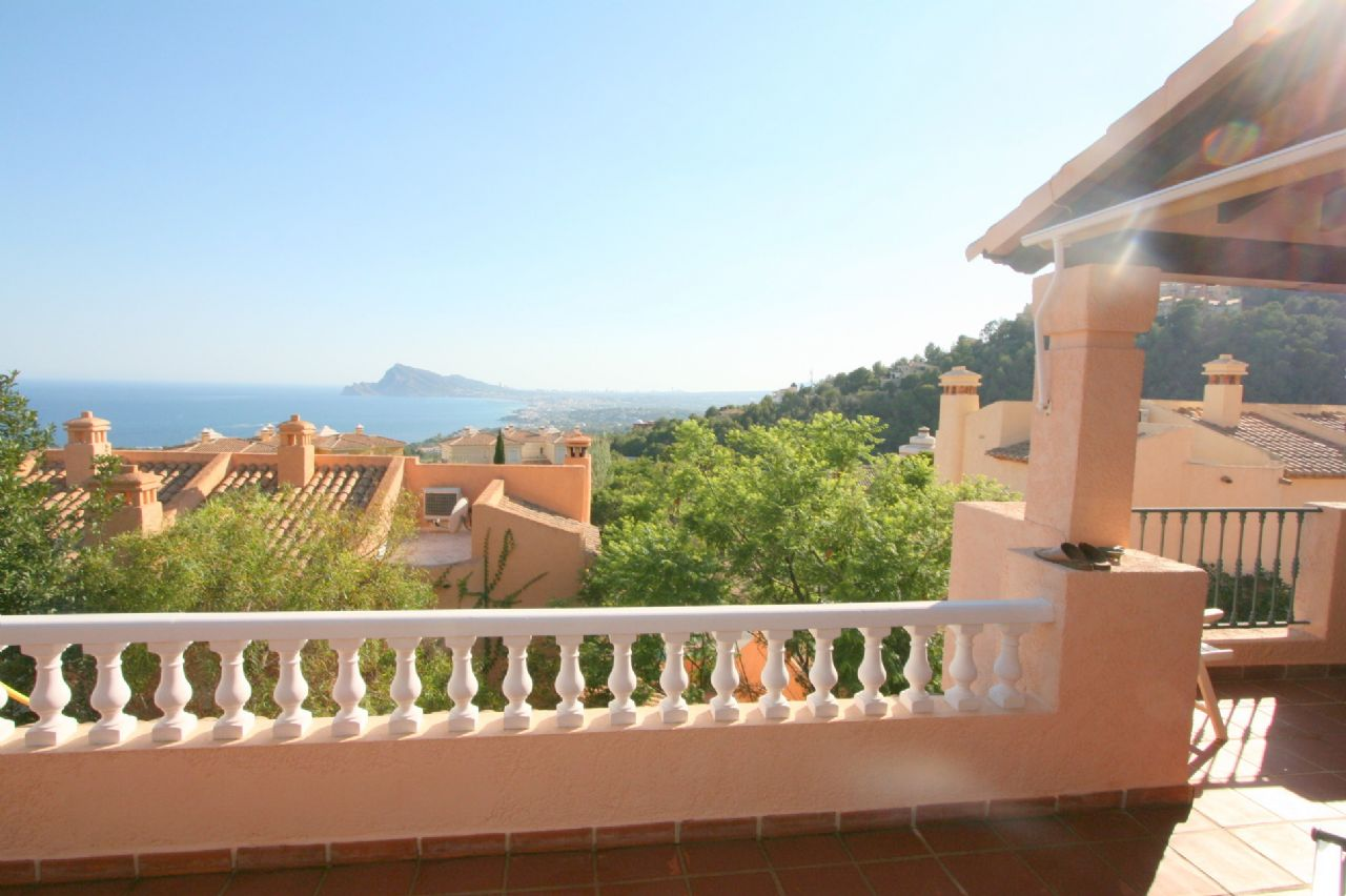 Semi-detached House in Altea, Altea Hills, for sale