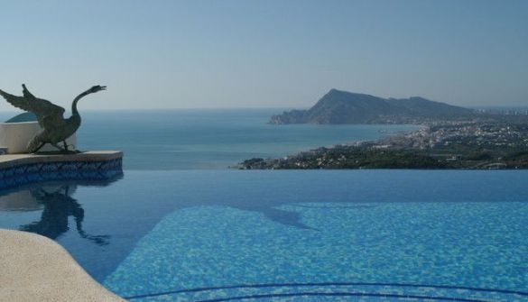 Luxury Villa in Altea, for sale