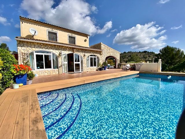 Country House in Benissa, for sale
