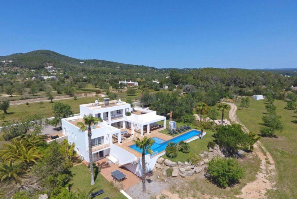 Vila de Luxe a Ibiza, ibiza, en venda
