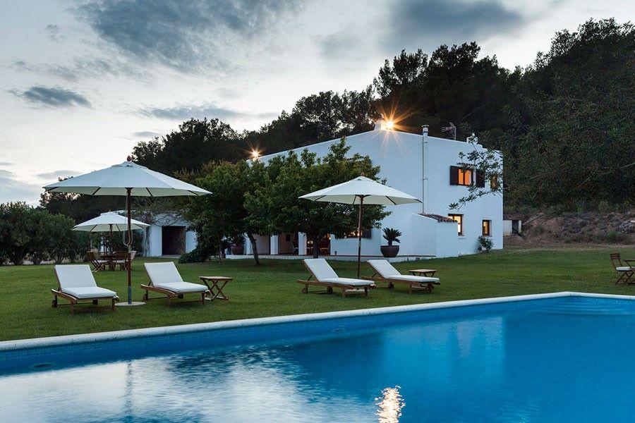 Casa de campo en Ibiza, sant rafael, alquiler