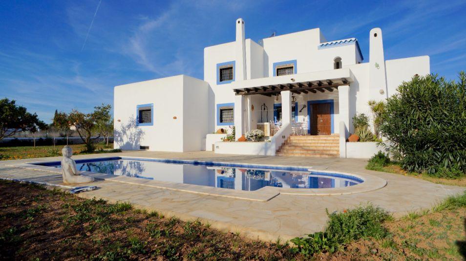 Villa i Ibiza, till salu