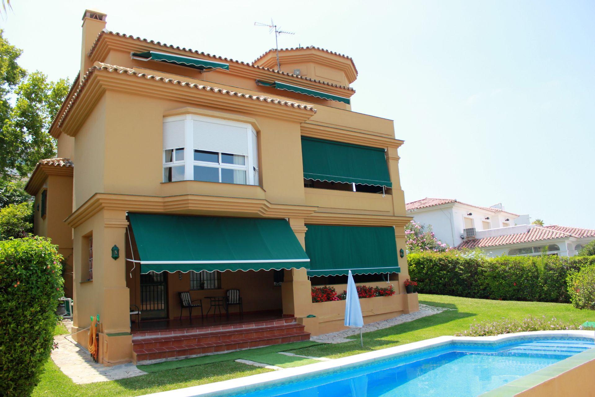 Casa / Chalet en Marbella, Nueva Andalucia, venta