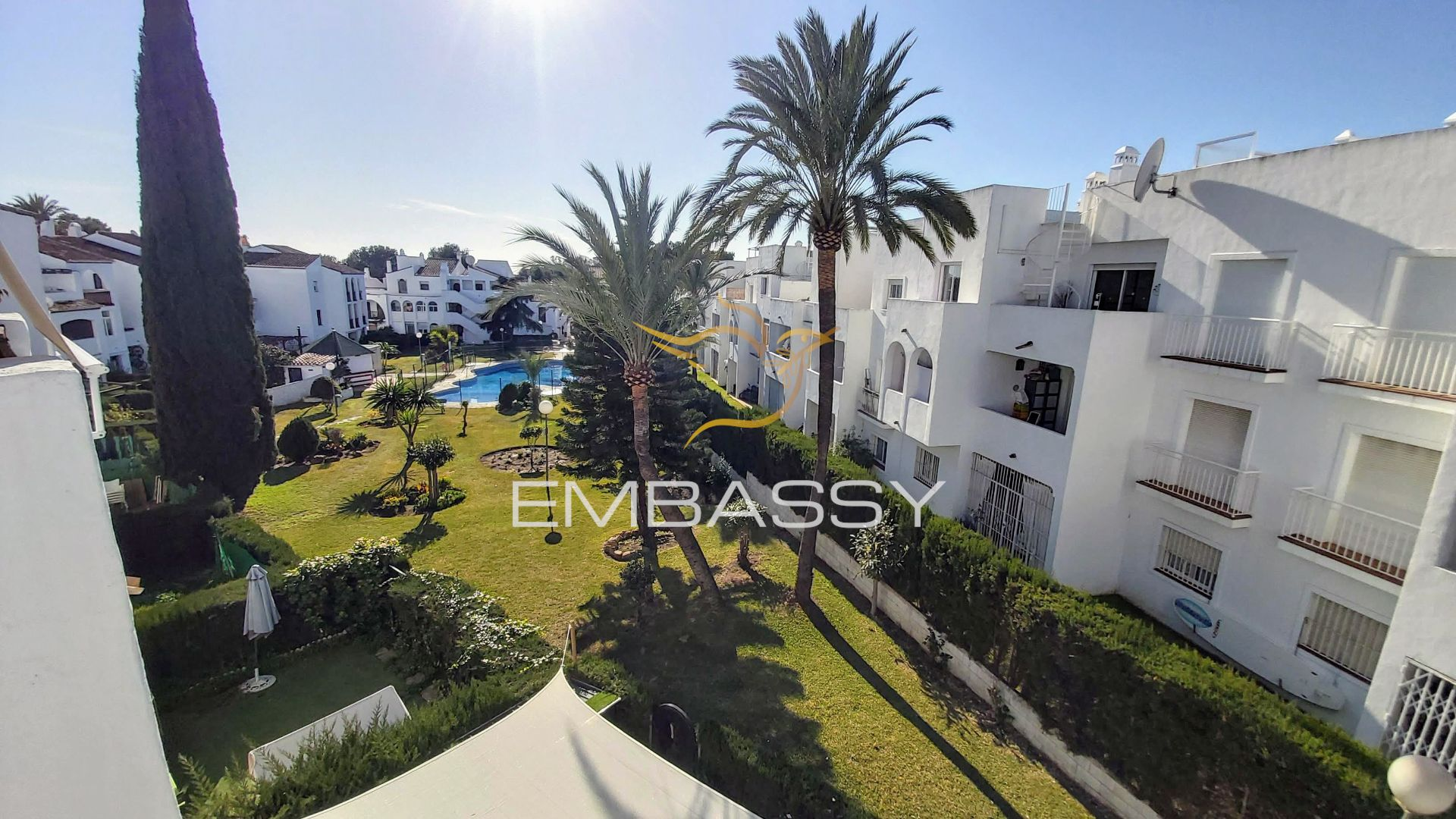 Penthouse in Estepona, Milla de Oro, for sale