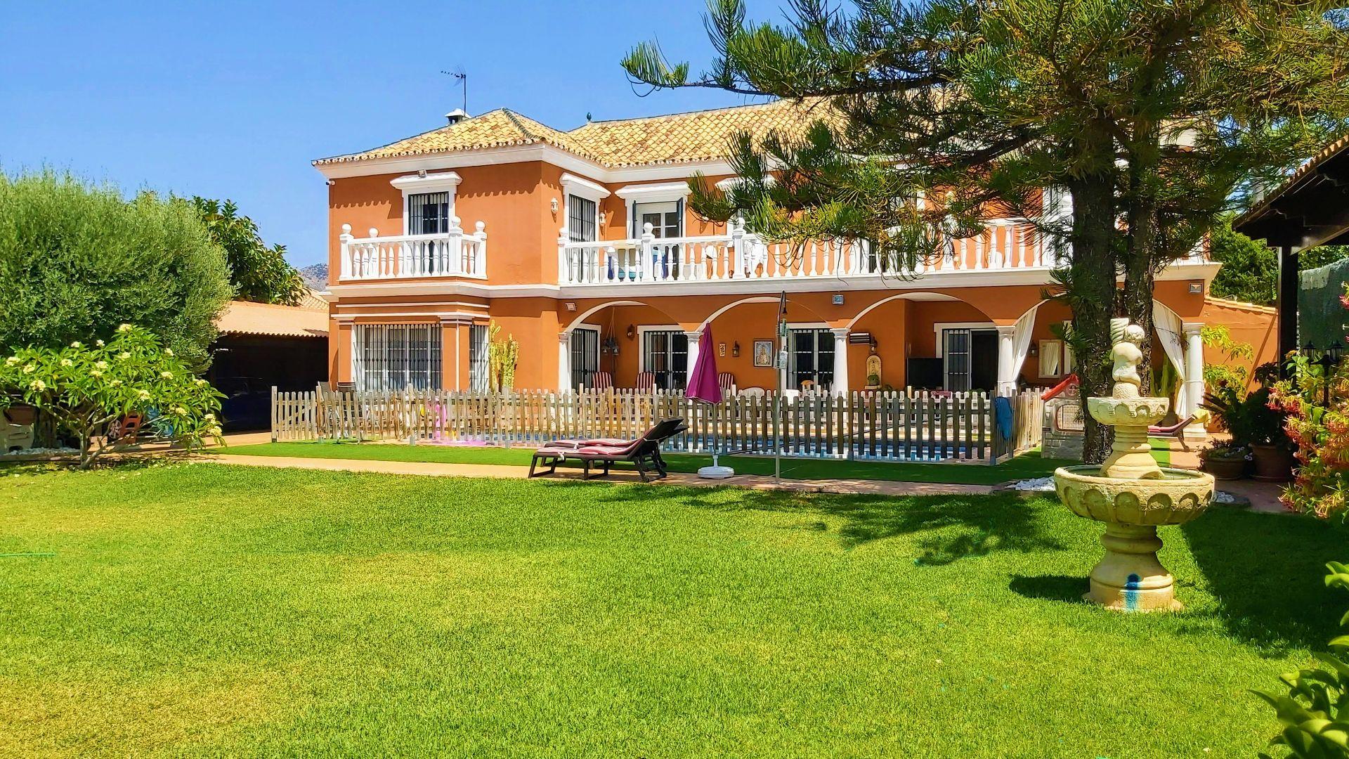 Villa de Lujo en Marbella, Vallesol (Guadalmina Alta), venta