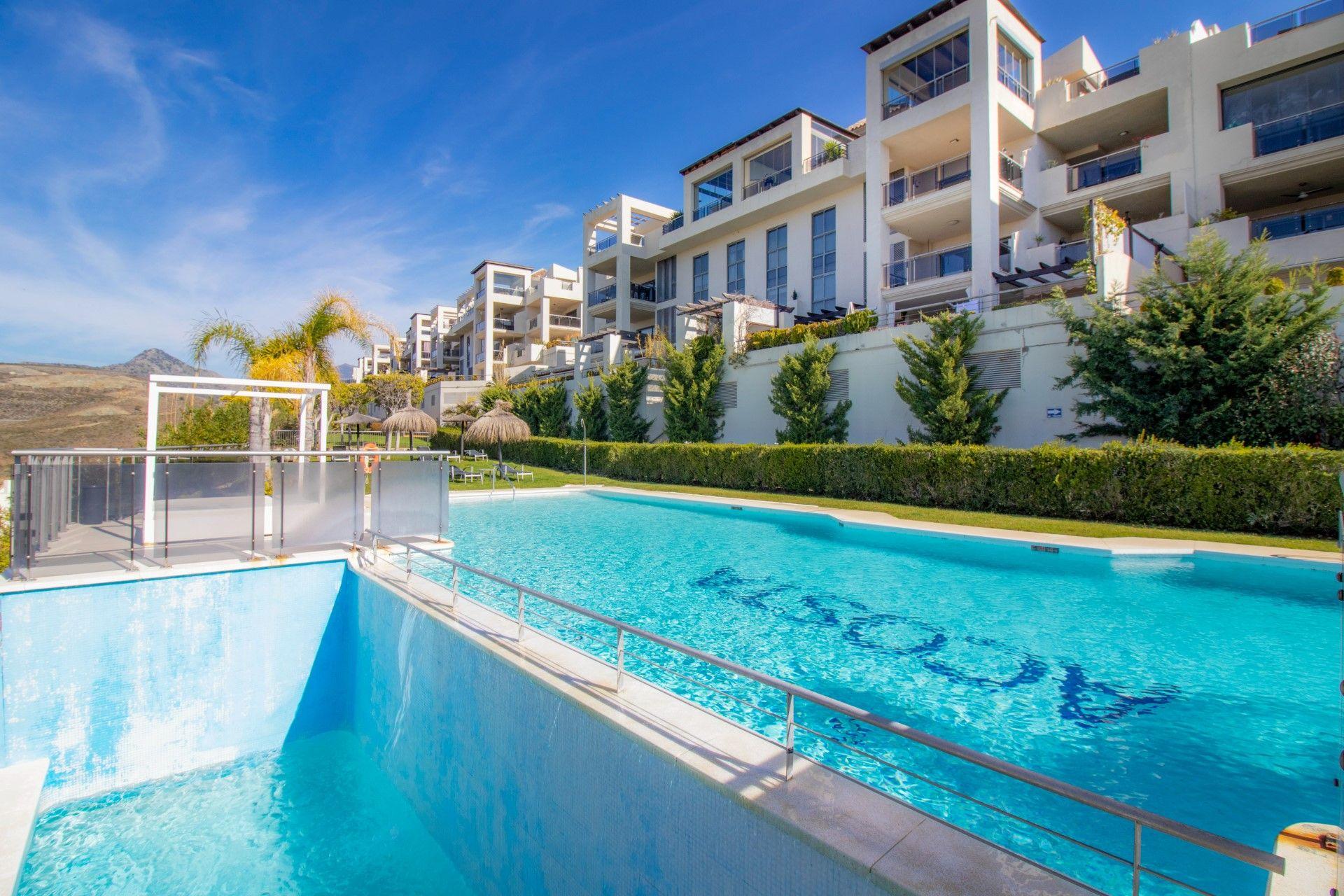 Apartamento en Benahavís, Los Flamingos, venta