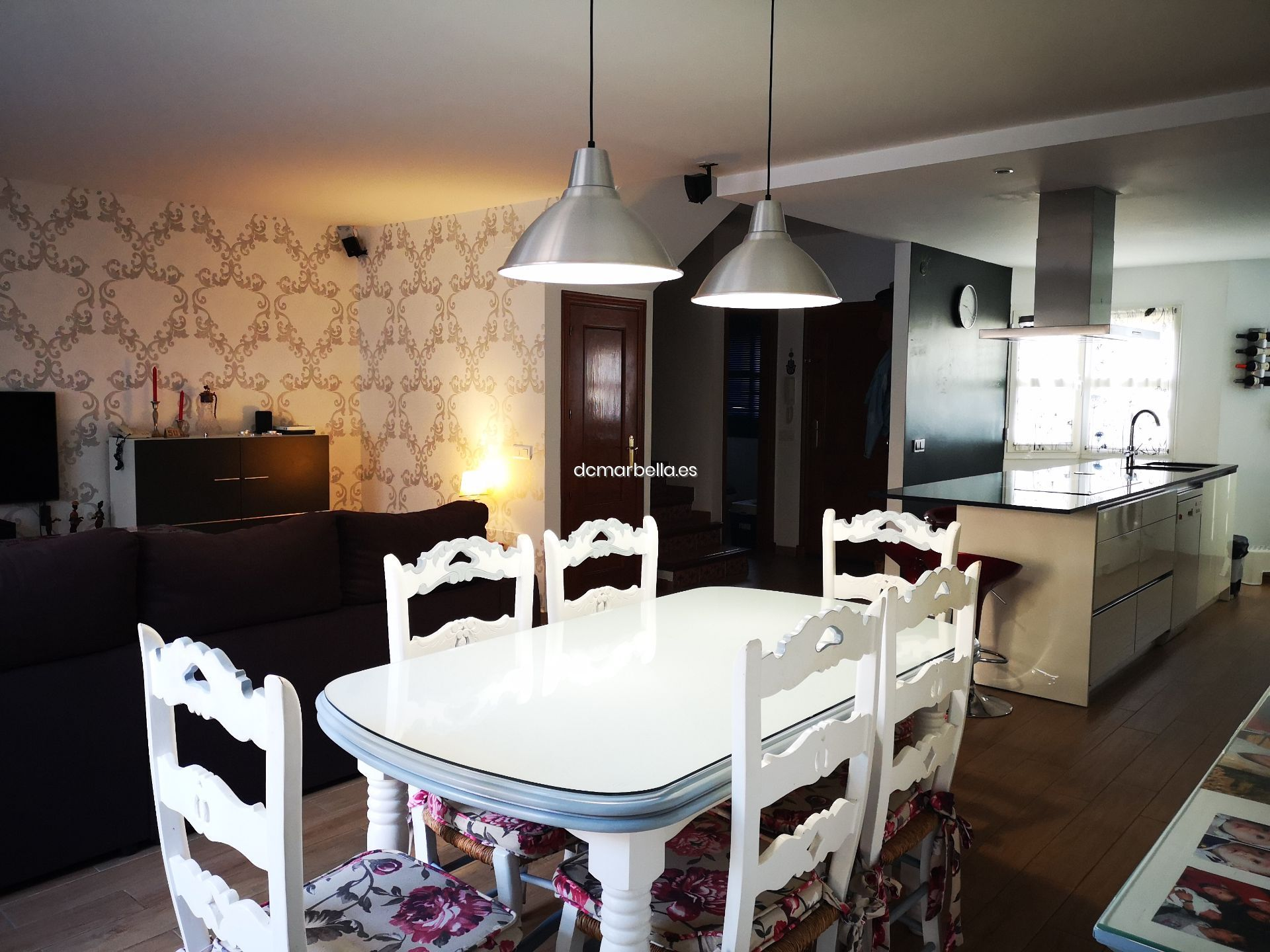 For Sale Terraced House In Marbella Linta Vista With